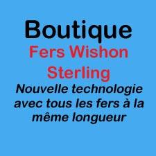 Boutique Fers Wishon Sterling